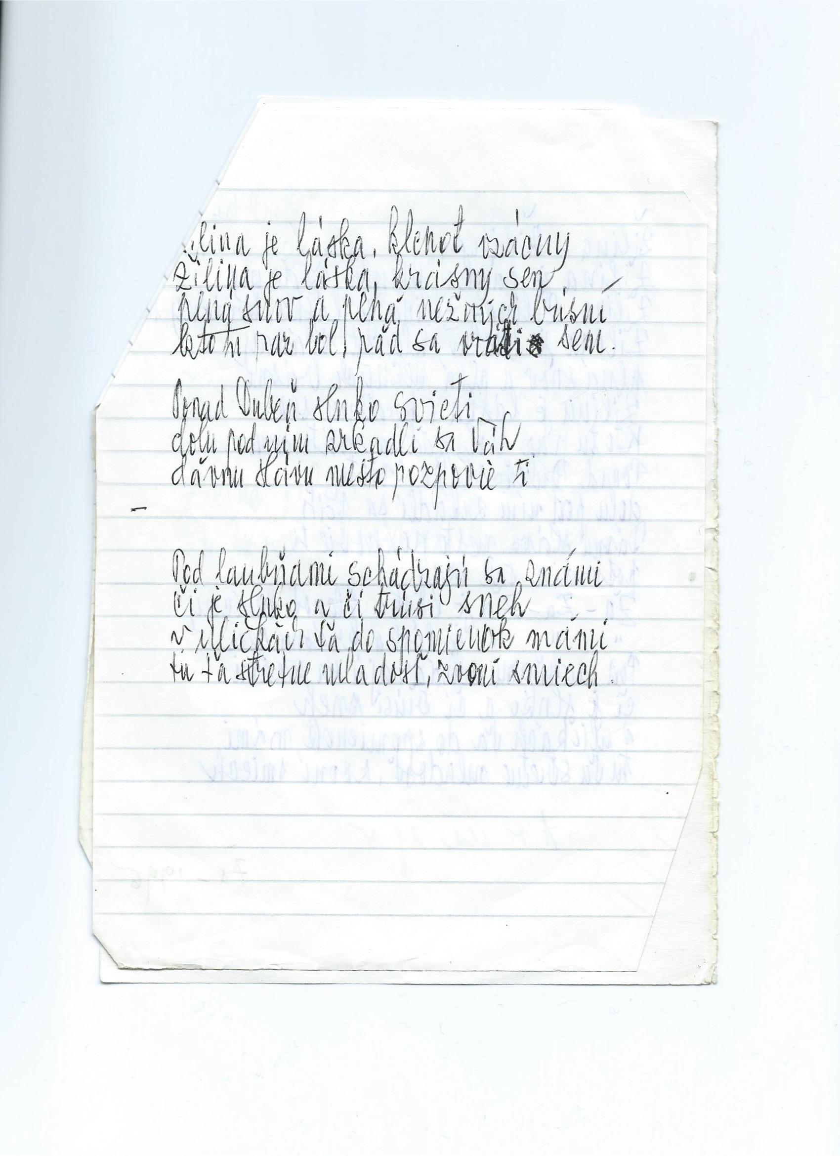 fratrik-rukopis